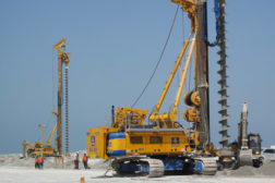 Bauer expects to work up to 10 rigs simultaneously