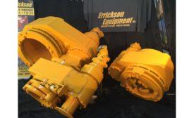 Errickson Equipment Dual-Rotary Casing Advancement Systems