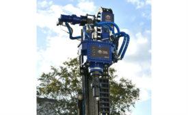 TMG Drilling Drillheads