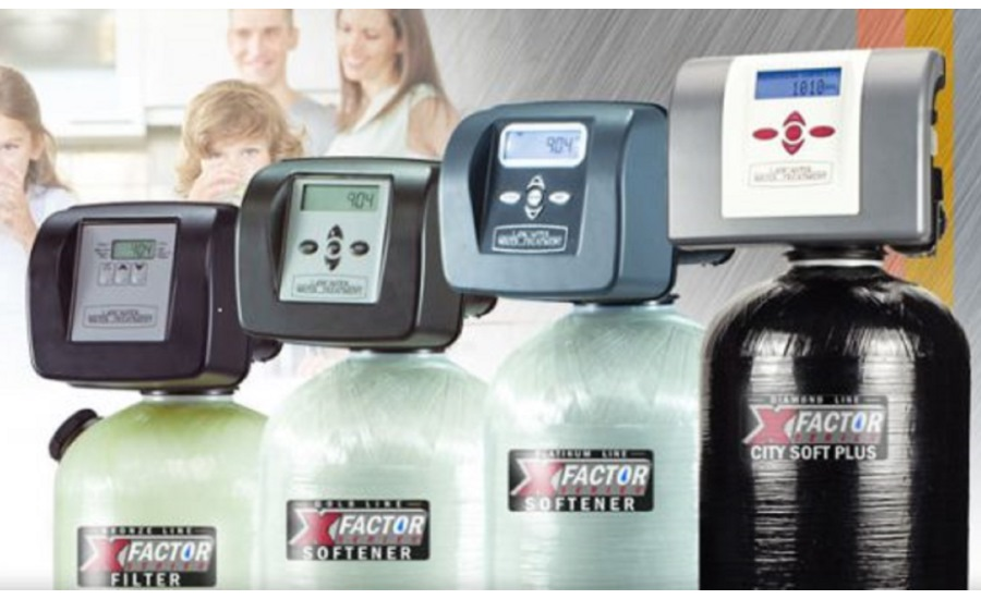 Lancaster Water Group X-Factor Water Treatment Systems