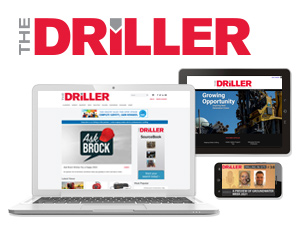 About The Driller