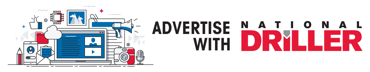 Advertise with National Driller