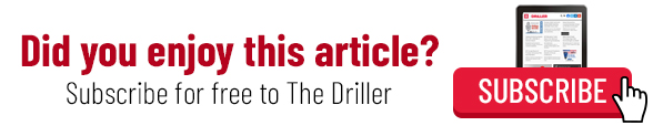 subscribe to The Driller